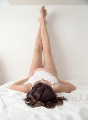 restless legs gravid